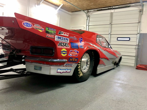 1968 McAmis Camaro, NOS 822 cubic inch RACE READY  for Sale $129,000