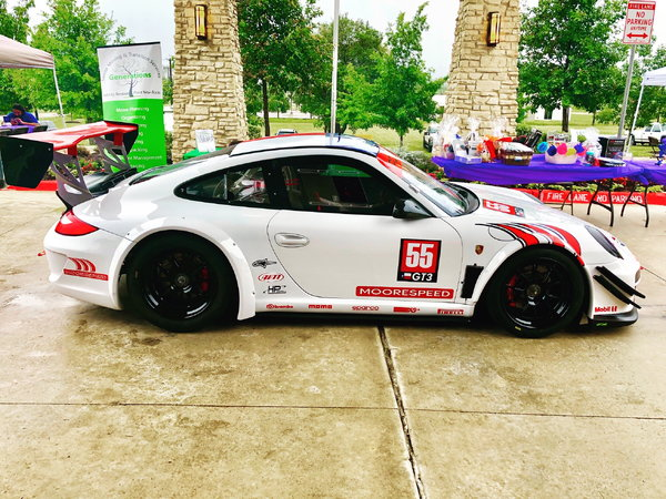 997 Porsche GT3 Cup R Clone LS7 Power  for Sale $85,000