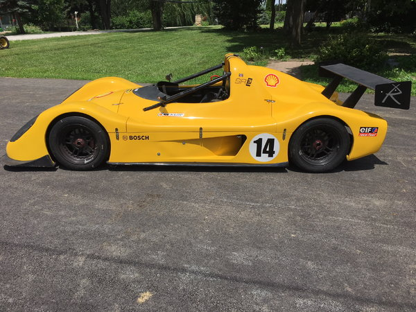 Track Ready Radical SR3 2002  for Sale $31,000