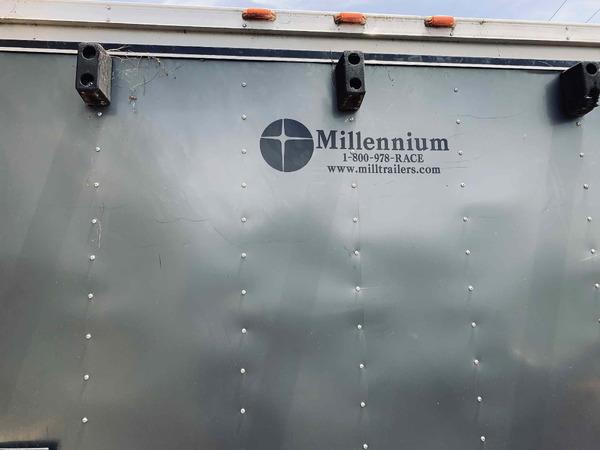 Millenium 24 foot enclosed  for Sale $9,000