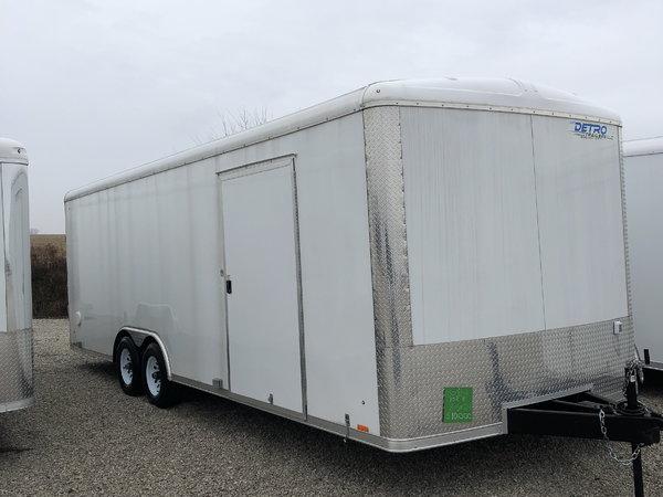 2017 Cargo Express Car Hauler 8.5 X 24  for Sale $10,000