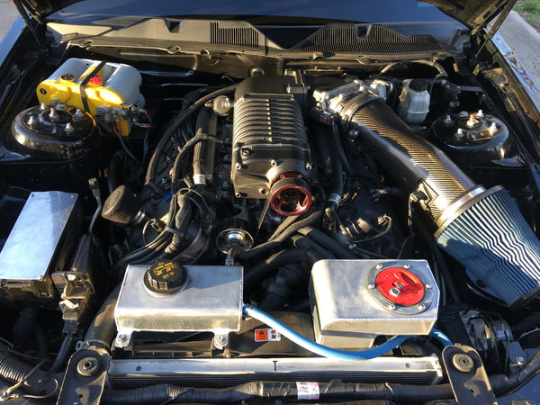2.3L Whipple Supercharger Kit 11-14 GT  for Sale $6,400