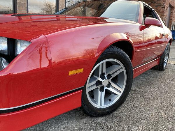1986 Chevrolet Camaro  for Sale $26,000