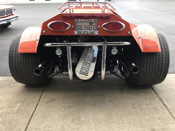 Custom VW 70's Trike  for Sale $9,000