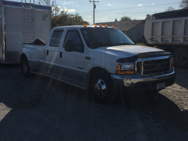 1999 F-350 Crew Cab dually  for Sale $12,000