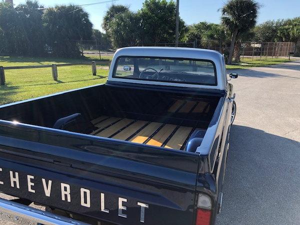 1968 Custom Chevy C10 Pickup  for Sale $45,000
