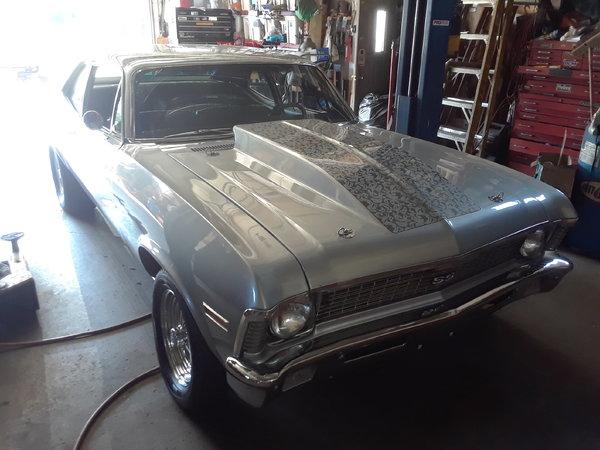 1970 nova  for Sale $18,500