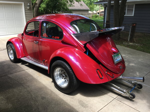 1976 VW Beetle ProStreet for sale in WATERFORD, MI, Price: $11,000