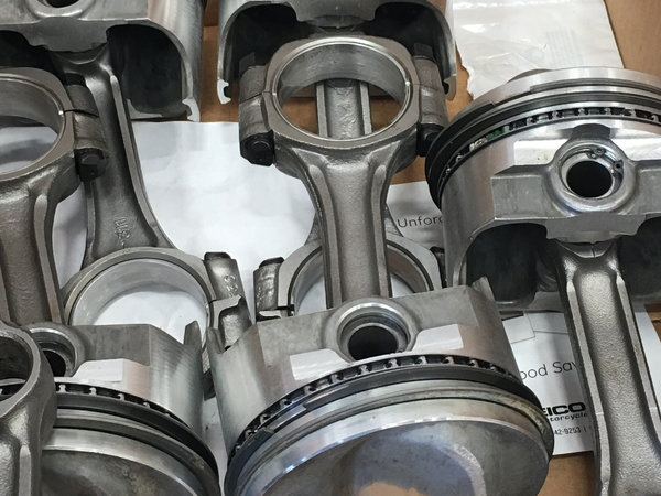 Forged 377 rotating assembly  for Sale $550