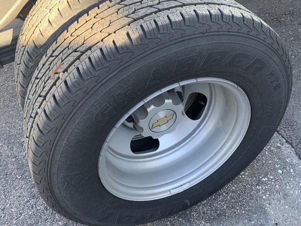2019 Chevy 3500 6k MILES