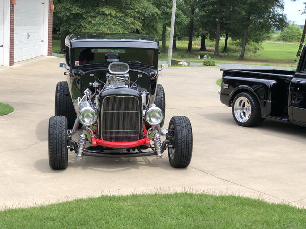 31 Ford Delivery High Dollar documented build