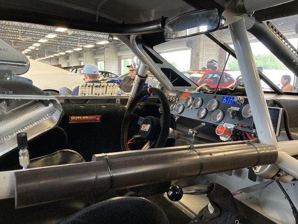 "2005 Roush Racing built 110"" NASCAR CUP Road Course Ca"