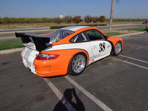 2009 GT3 Cup Car 997  for Sale $85,000