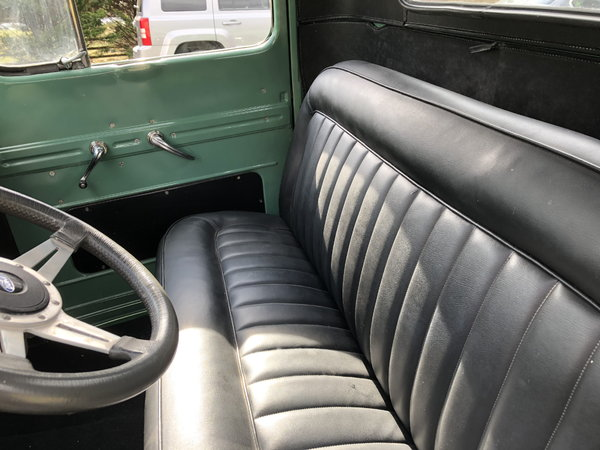 1948 F1, 302, auto, PS, PDB, stunning paint  for Sale $28,500