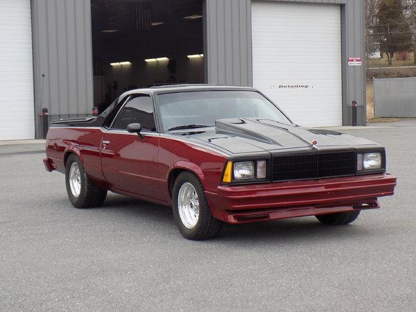 1980 Chevrolet El Camino  for Sale $24,900