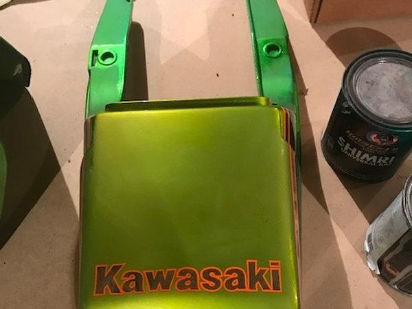 1980 Kawasaki KZ Pro Street Project