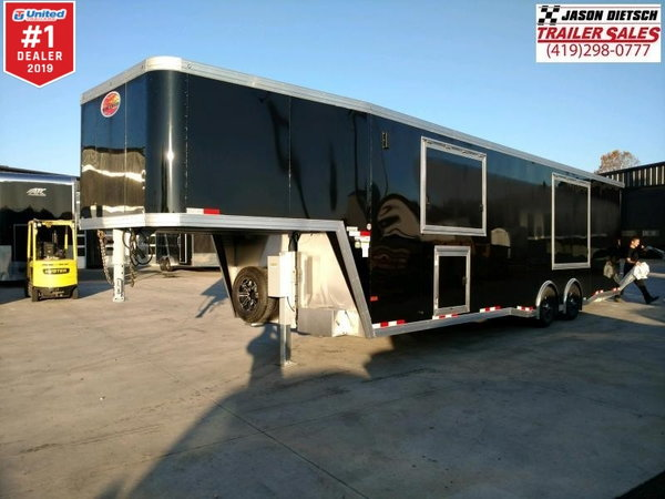2020 Sundowner Sunlite 8.5x28 Car/Race Trailer  for Sale $37,995