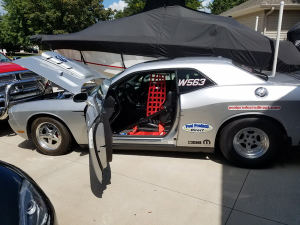 2009 Challenger Track Car  for Sale $49,000