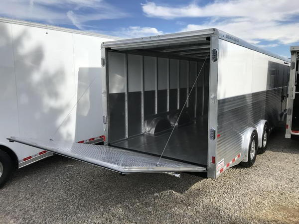2019 Sundowner Trailers 8x32 Enclosed Cargo Trailer.... STOC
