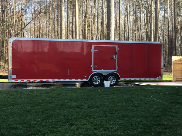 28 Foot Continental Cargo Eliminator SS  for Sale $12,500