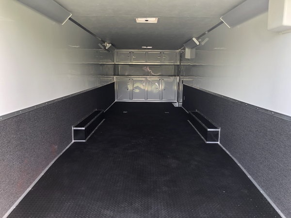 New 2020 Continental Cargo Race Trailer