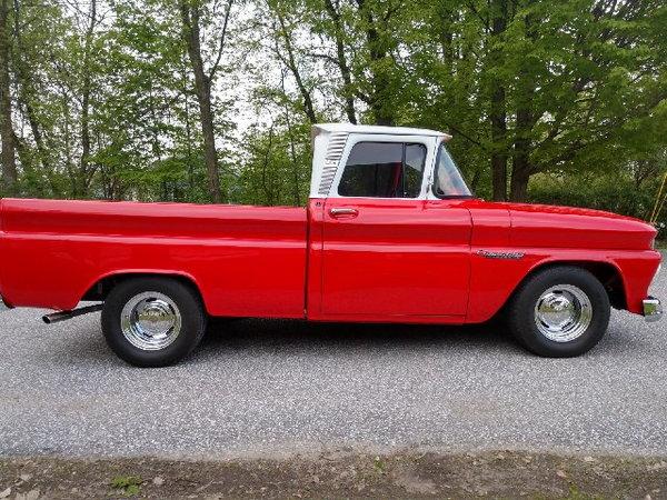 1960 Chevrolet C10 Pickup