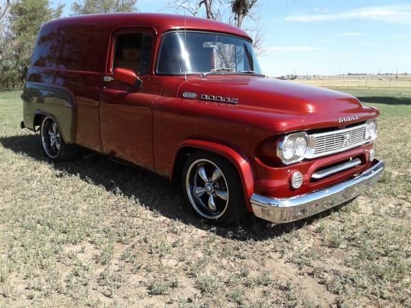 1961 Dodge P100 Van  for Sale $19,995