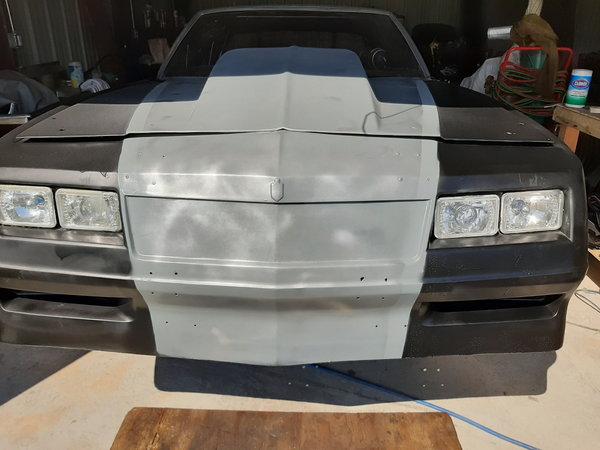 1984 chevy monte carlo  for Sale $10,500