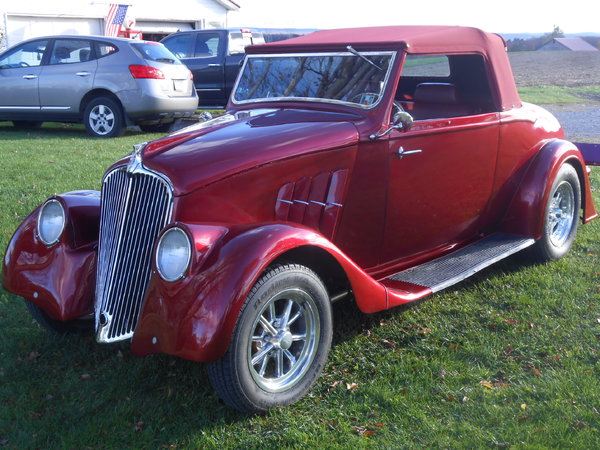 1933 Willys Model 77  for Sale $50,000