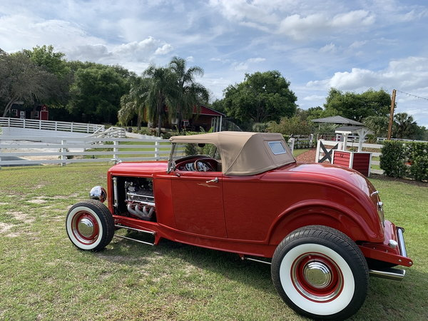 1932 Ford Roadster 454 Big Block A/C