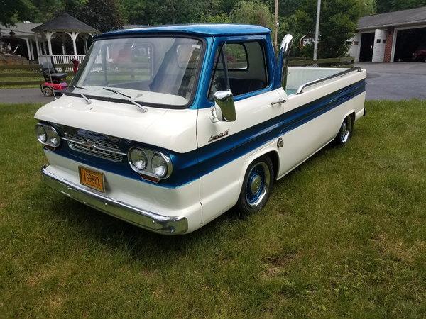 1962 carver pickup