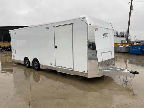 2021 ATC Quest 8.5X24 Car/Racing Trailer #1472