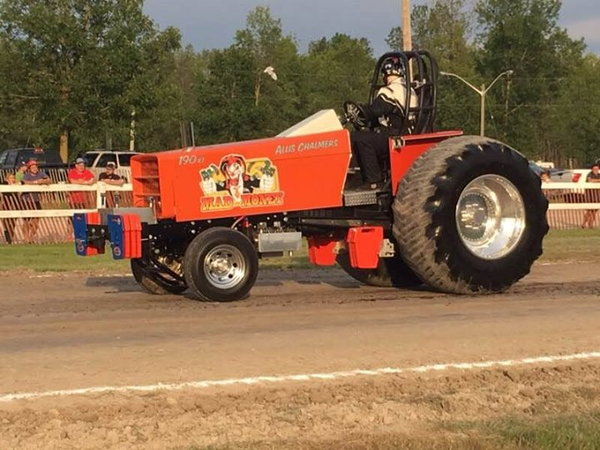 Allis Chalmers 190 LLSS  for Sale $35,000