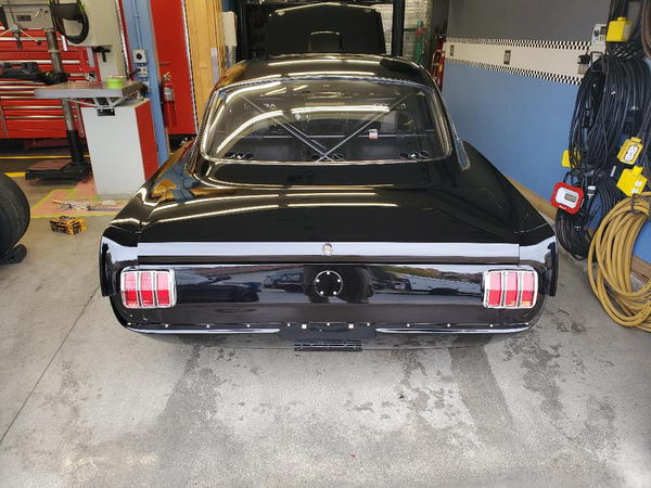 1965 / 1966 Road race mustang  for Sale $65,000