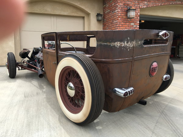 Rat Rod  for Sale $22,000