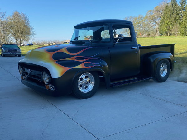 1956 ford pickup all steel  for Sale $25,000