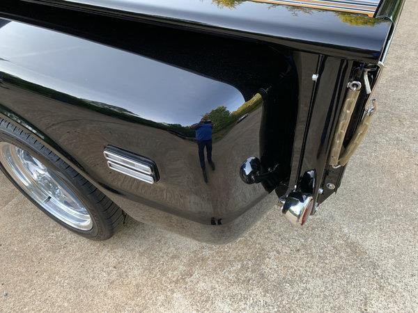 "1971 C10 Street & Show Truck ""Simply Beautiful&rdq"