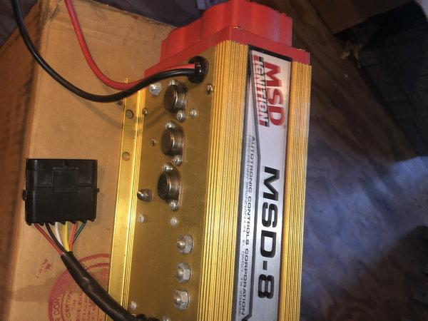 MSD 8 box