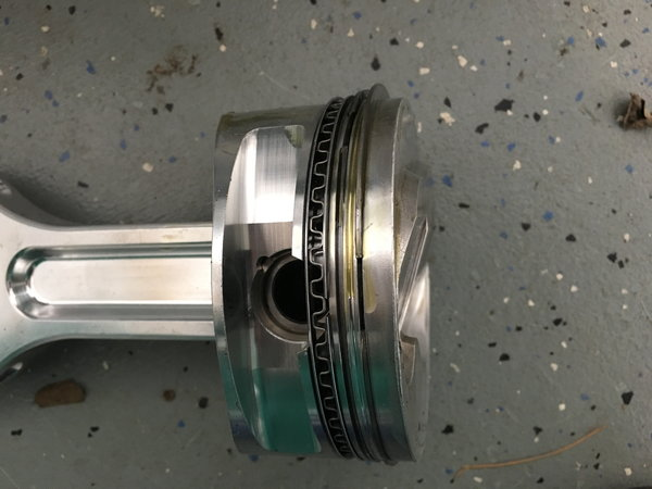 18 degree sbc rotating assembly  for Sale $600