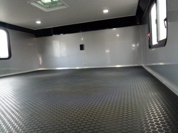 53' BRAVO ICON LOADED BATH ROOM TRAILER