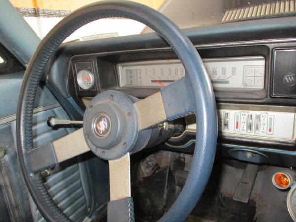 !968 Buick Skylark Grand National DRivetrain