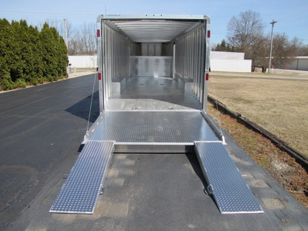 2019 Featherlite Trailers 4940 40' Enclosed Car Trailer  for Sale $33,995