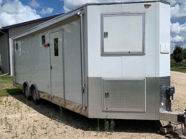 2012 Custom Enclosed Trailer  for Sale $18,250
