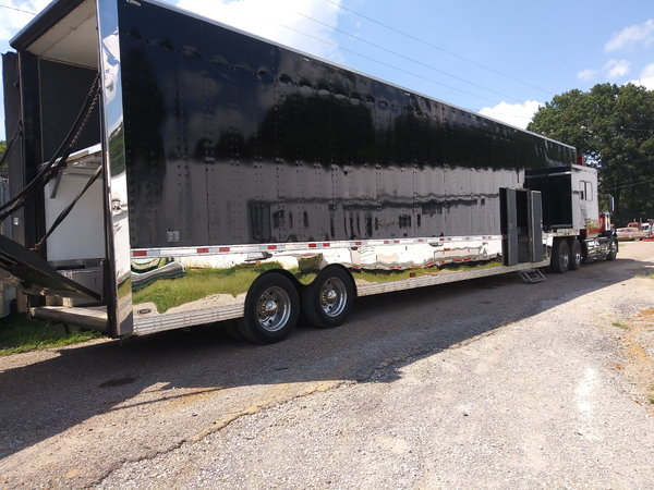 Truck & Trailer Combo  for Sale $125,000