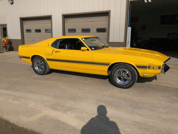 1969 Ford Mustang  for Sale $69,500