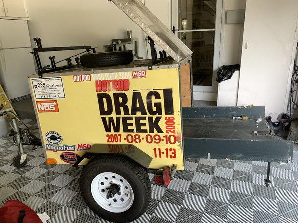 DragWeek trailer  for Sale $300