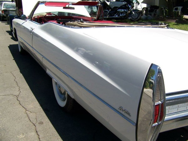 1967 Cadillac DeVille  for Sale $13,200