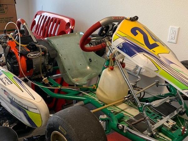 Tony Kart  for Sale $1,600