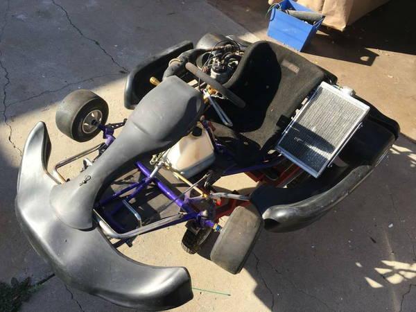 MBA 80cc Shifter racing go kart honda for sale in SALINAS, CA, Price: $1,500