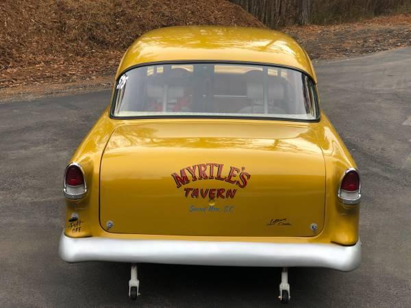 1955 CHEVROLET 150 GASSER 632 FULTON BIG BLOCK POWER GLIDE  for Sale $75,000